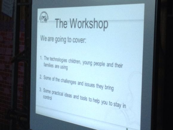 E-Safety Workshop