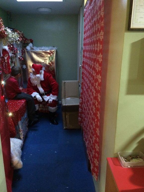 PTFA Christmas Fayre 2014