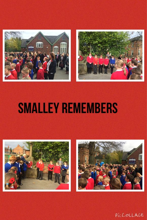 Smalley will always remember.