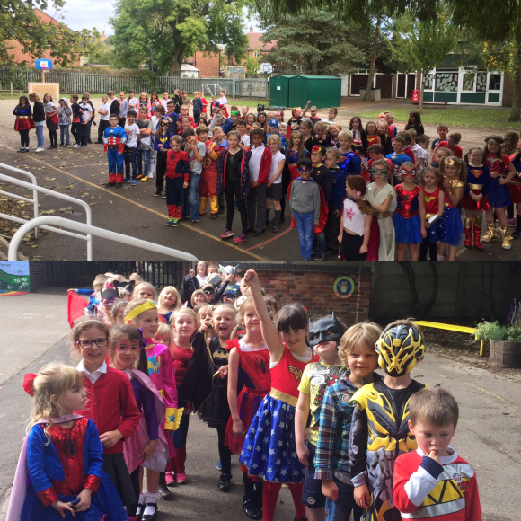 Superhero day 2017