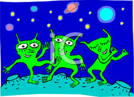 Image result for alien cartoon pictures
