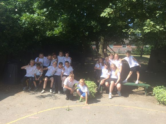 We will miss you Class 6!