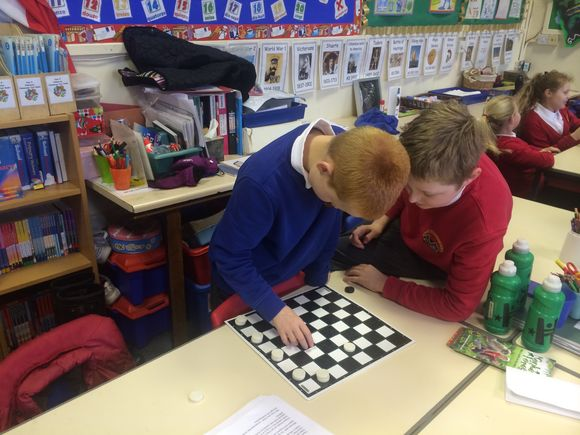 Draughts Club!