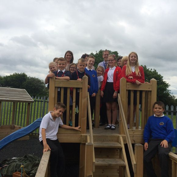 Chaucer School Council come to visit!