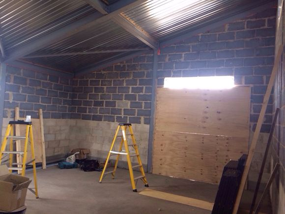 Classroom update - June 2014