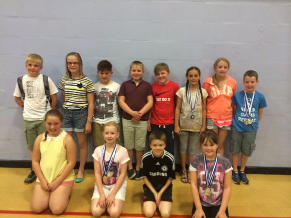 Swimming Superstars!