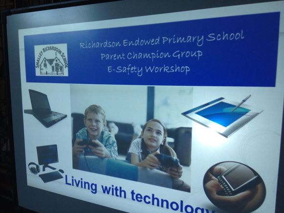 E-Safety Workshop