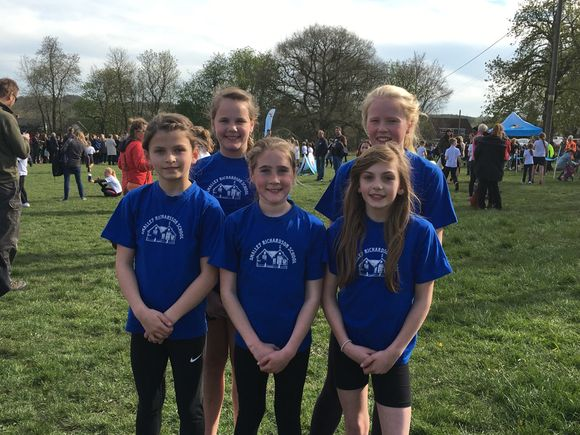 Cross Country - Team Smalley!