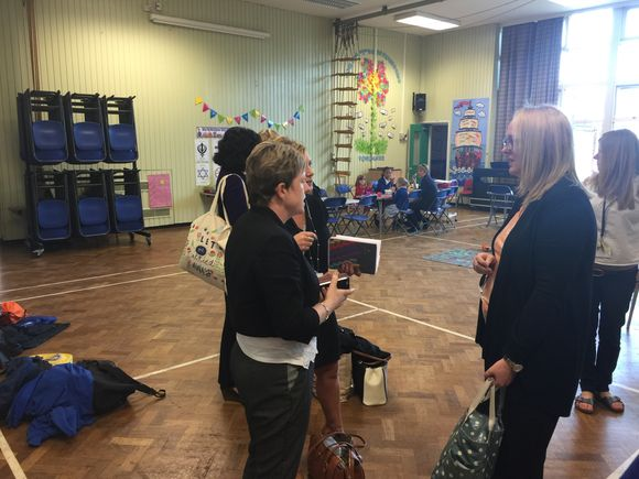CPD - reviewing successes and sharing good practice