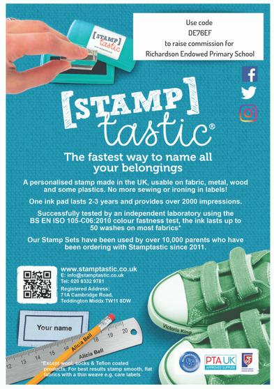 Stamp Tastic