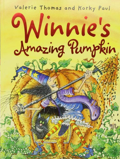 Winnie pumpkin