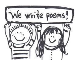 We write poems