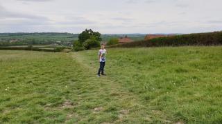 Toby walk