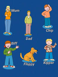 ORT characters