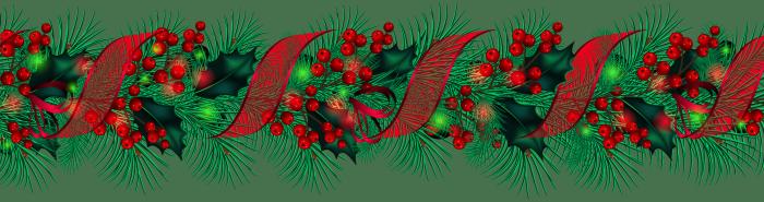 Toppng.com-transparent-christmas-large-garland-2363x625